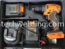 NFK DCE I DOUBLE SPEED CORDLESS BRUSHLESS DRILL NFK TOOLS