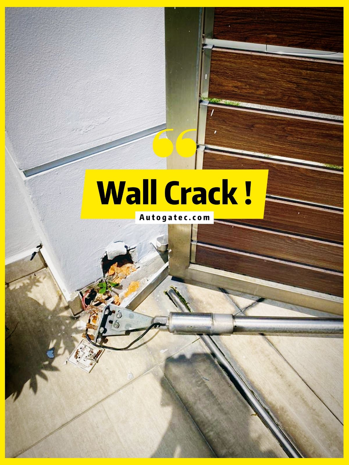 Wall Crack