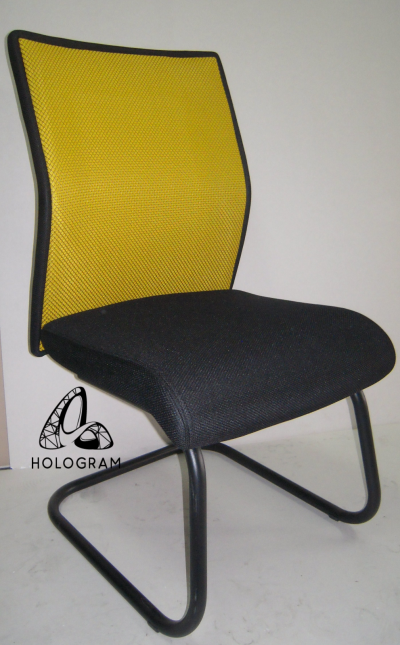 4114V(E) VISITOR CHAIR WITHOUT ARMREST