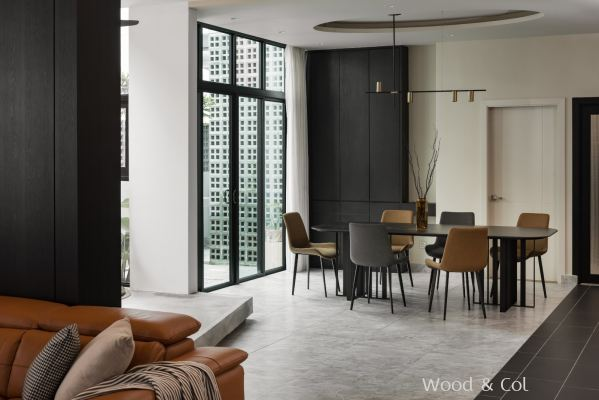 Courtyard House 39 | Semi-D, Penang