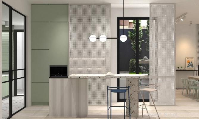Versatile Neutral House   Semi-D, Minden Height, Gelugor
