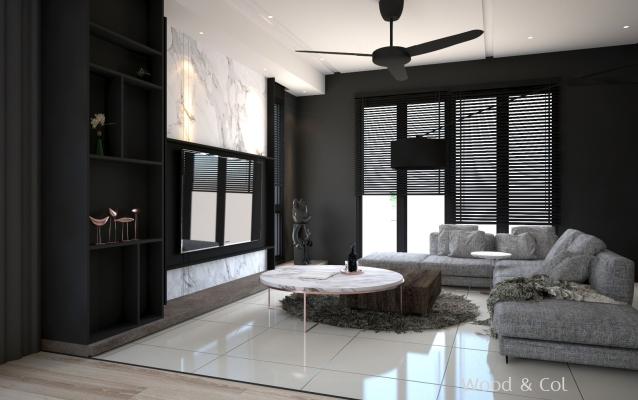 Exquisite Modern Dark | Eco Horizon, Bandar Cassia, Batu Kawan