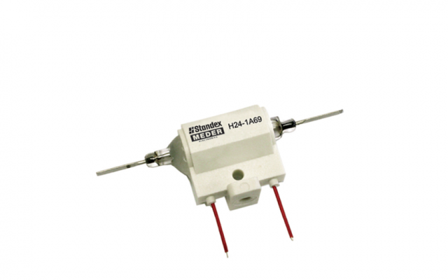 STANDEX H24-1B69 H Series Reed Relay