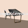 Black Marquina | Spain | 8 seaters | Dining Table only | RM5,999 Rectangular Marble Table Promotion / Clearance Item