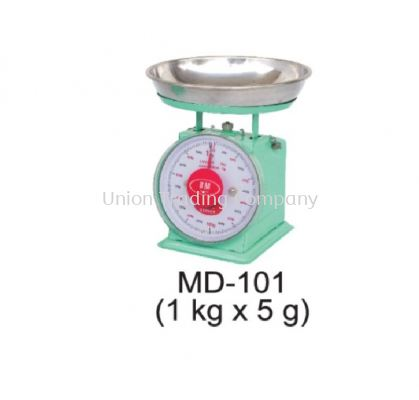 MD-101(1kg x 5g) Mechanical Spring Scale