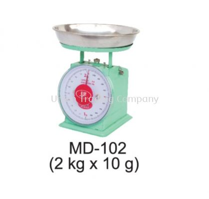 MD-102 (2KG X 10G) Mechanical Spring Scale