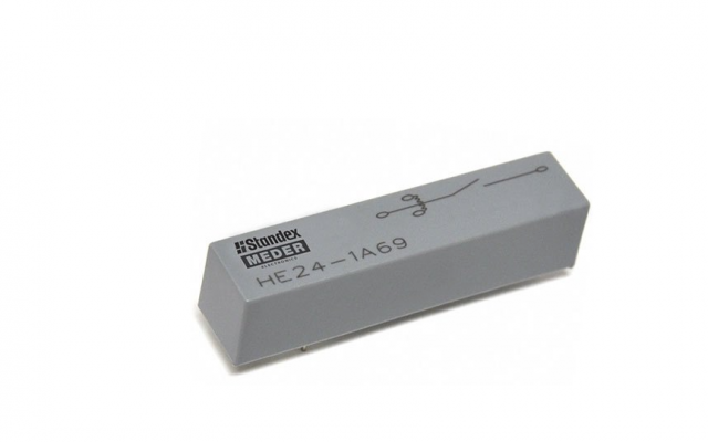 STANDEX HE24-1A83-300 HE Series Reed Relay