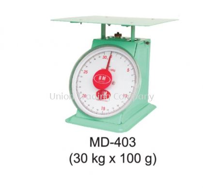MD-403 (30KG x 100G) Mechanical Spring Scale