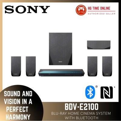 Sony BDV-E2100 | Blu-ray Home Cinema System with Bluetooth