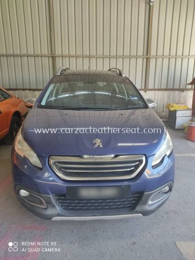 PEUGUOT 2008  ROOF LINER COVER REPLACE