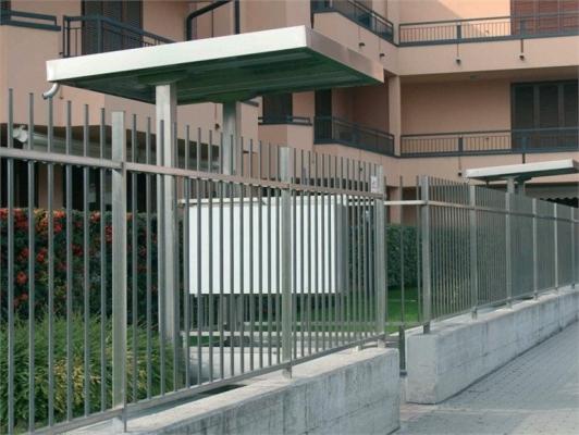 Stainless Steel Fencing Design - Skudai