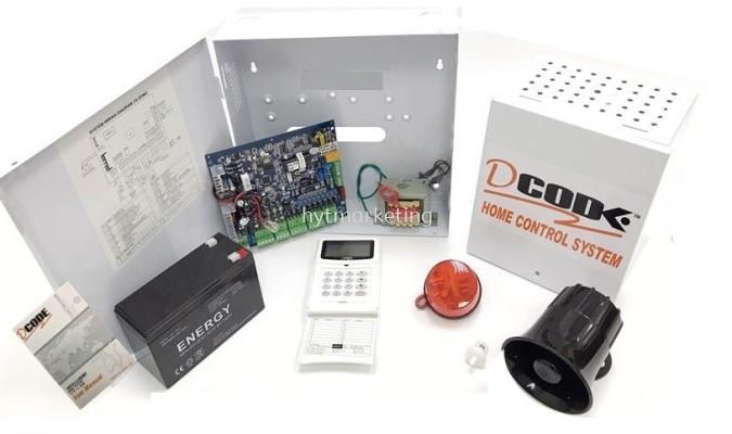 DCODE 9300 Series Voice Alarm System