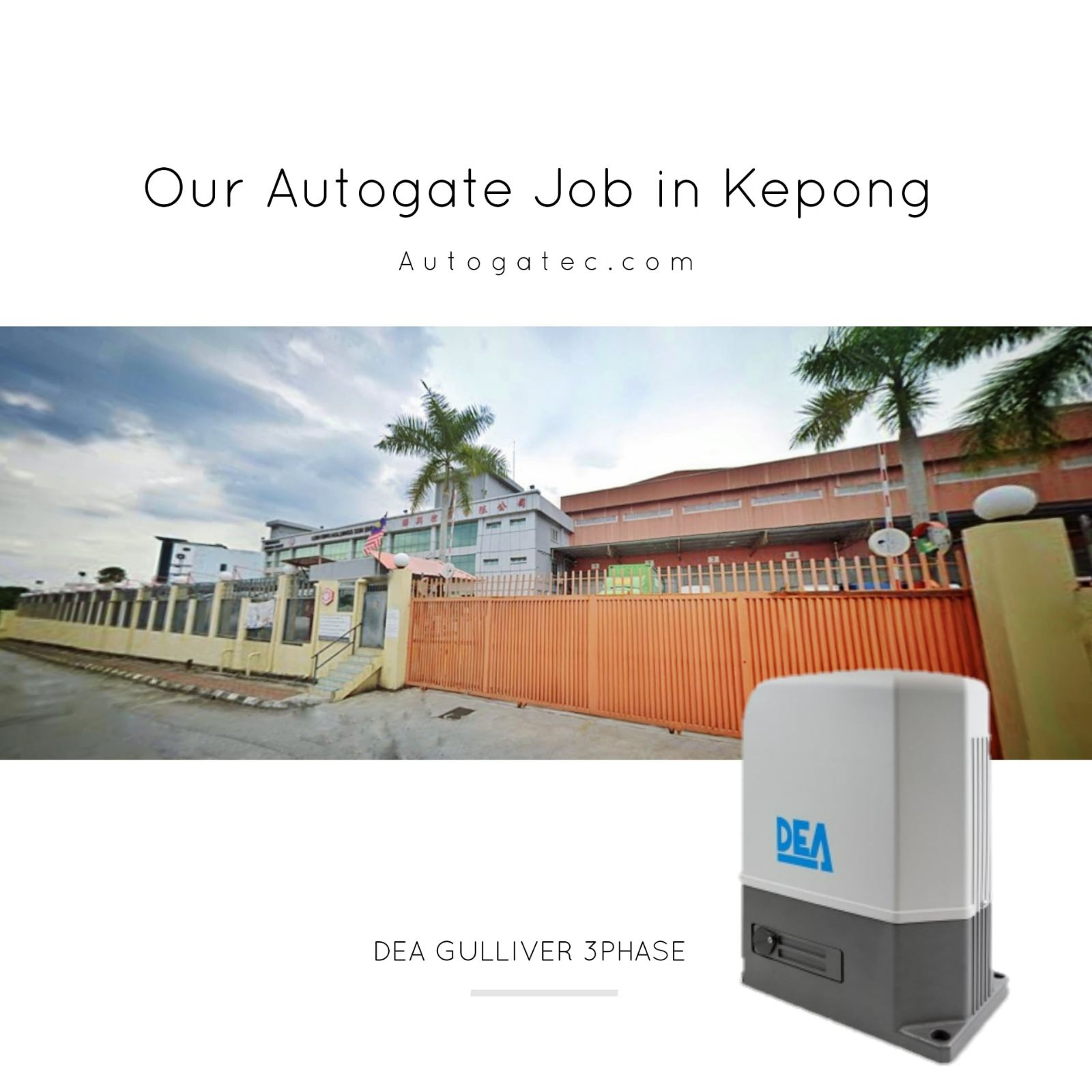 Autogate in Kepong
