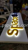 LED Back Lit Signage LED SIGNAGE SIGNAGE