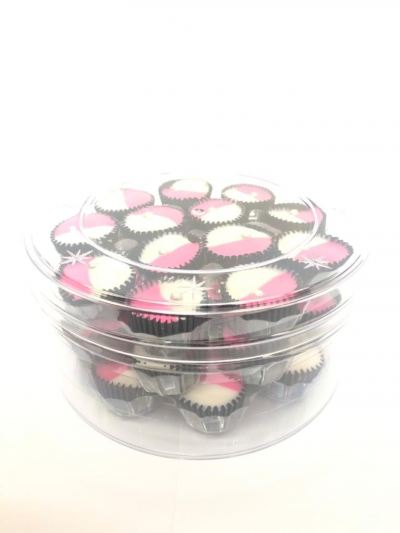 Rose White Chocolate Cup 350g