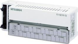 Mitsubishi FX-16EYR-ES-TB/UL Terminal Blocks