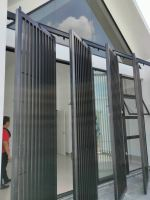 Openable louvres 2
