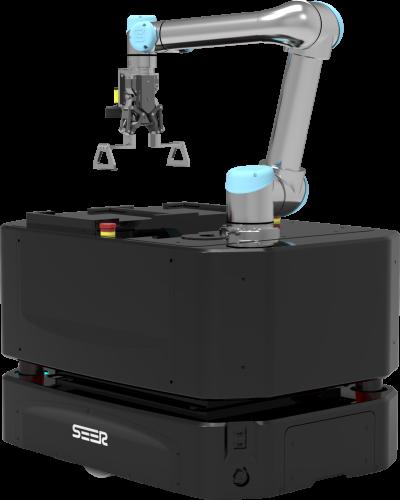 AMB-powered Composite Robot