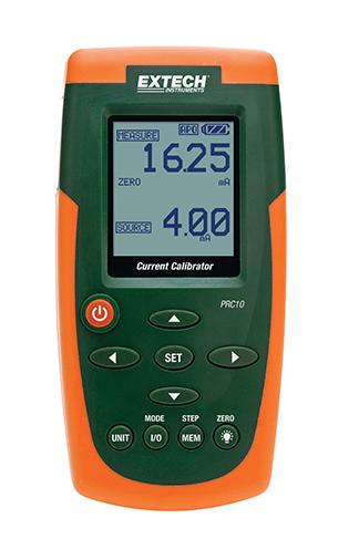 EXTECH PRC10 : Current Calibrator/Meter