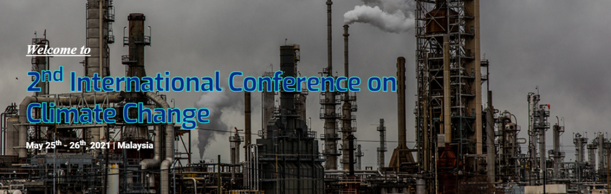 2nd International Conference On Climate Change