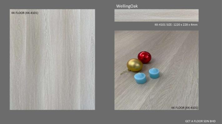 KK FLOOR Series Flooring
