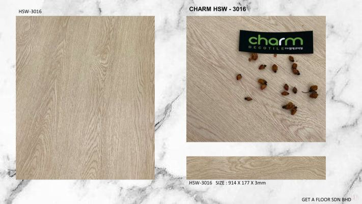 Charm Vinyl by Get a Floor