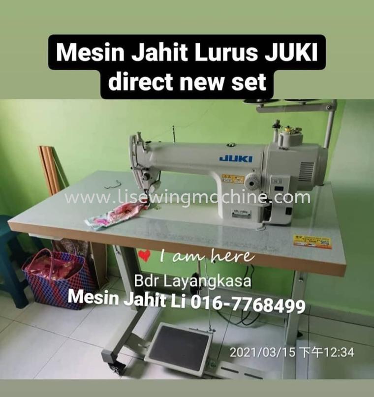 Penghantaran Mesin Jahit di Area Johor Bahru