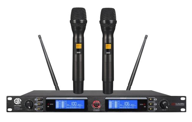 Professional UHF Microphone(SPK-ST860D)