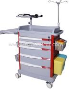 LIAISON MEDICAL EMERGENCY CART MEGA SERIES MN-EC010R_3