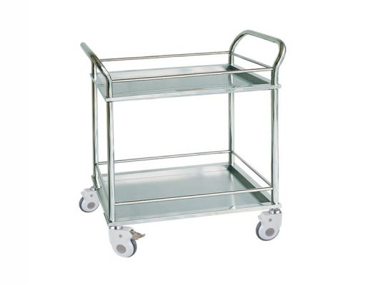 Stainless Steel Treatment Trolley MN-ST03