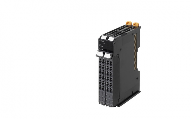 OMRON NX-EC0[][][] More precise timing control by synchronizing the position data with the EtherCAT®