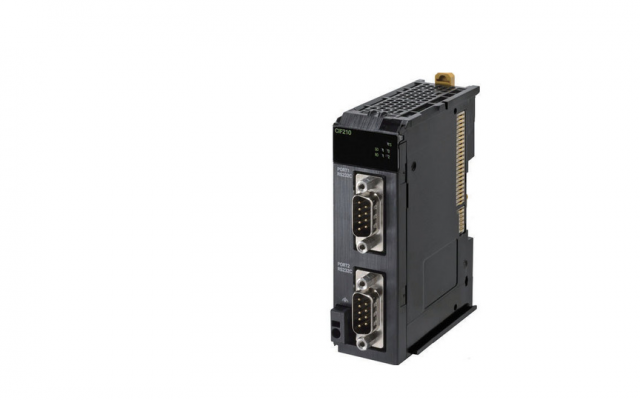 OMRON NX-CIFProvides simplicity and flexibility in connecting serial devices to EtherCAT