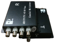 SONICVIEW - 1CHANNEL 4OUTPUT VIDEO MULTIPLEXER (AHD/TVI/CVI)