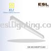 YLI T8 LED Daikon Diffuser Fitting OS SQ 140/PT/LED T8 LED Daikon Diffuser Fitting  YLI LIGHTING