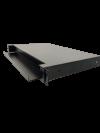 SC.ST 24PORT SIMPLEX FIBER PANEL FOR SLIDING OUT RACK MOUNT PATCH PANEL FIBER OPTIC