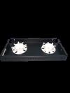 SC 24PORT SIMPLEX FIBER PANEL FOR FIX RACK MOUNT PATCH PANEL FIBER OPTIC