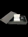 48PORT SC SIMPLEX  SLIDING RACK MOUNT PATCH PANEL  PATCH PANEL FIBER OPTIC