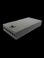 8PORT LC DUPLEX  LIU BOX