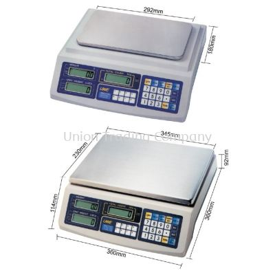 UWE SHC High Precision Electronic Counting Scale