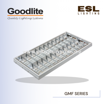 GOODLITE TOP MIRROR LOUVRE FITTING GMF SERIES