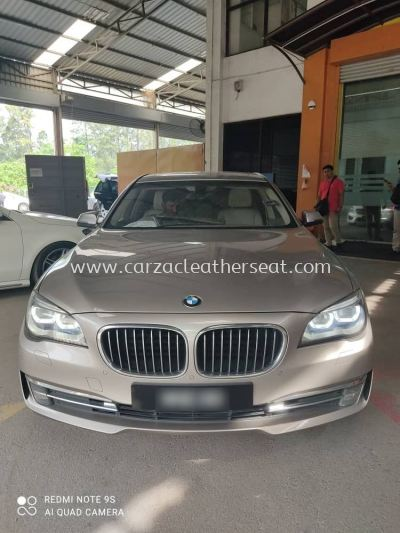 BMW 730I ROOF LINER COVER REPLACE
