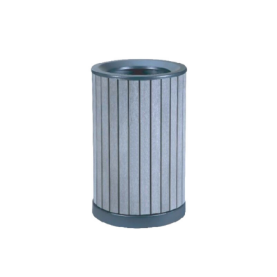 YKF Wood Round Bin-296/W