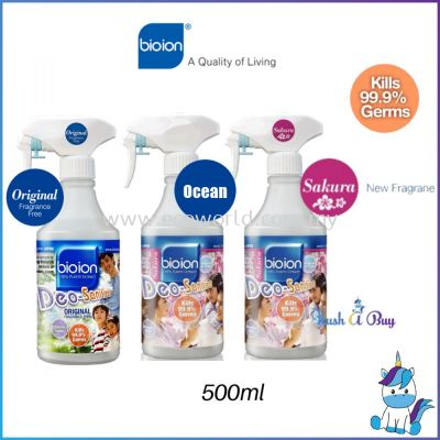 Bioion Deo Sanitizer