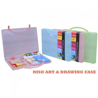 A3 Document Case With Handle (55mm) Niso -DC8160