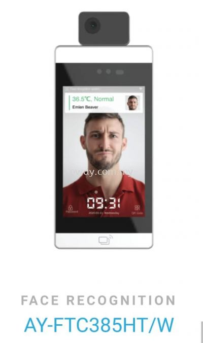 FALCO Face Recognition with Thermometer