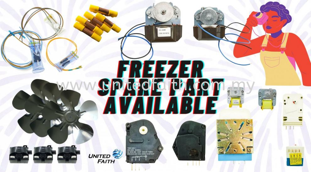 Freezer Spare Part Available Now!!