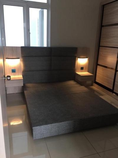 Premium Quality Bed bsfo 012