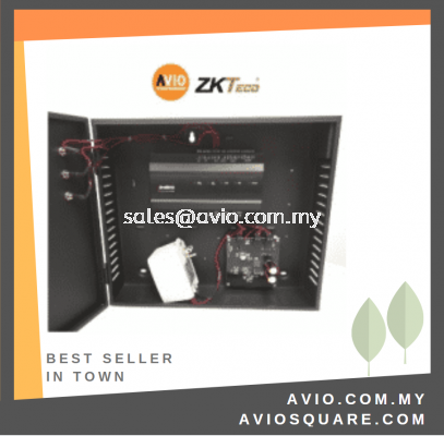 ZK Software INBIO-460 4 Door Fingerprint Access Controller with Time Attendance