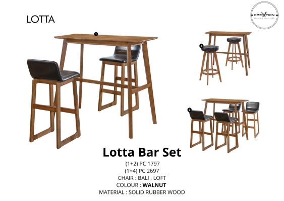 Lotta Bar Set
