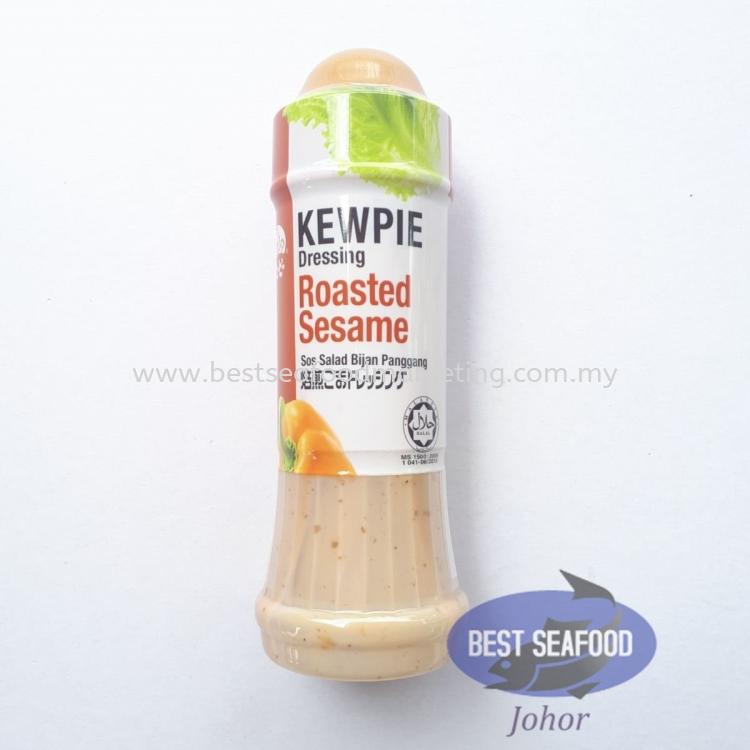 Roasted Sesame Dressing Kewpie / 芝麻酱 / Sos Salad Bijan Panggang (sold per bottle)